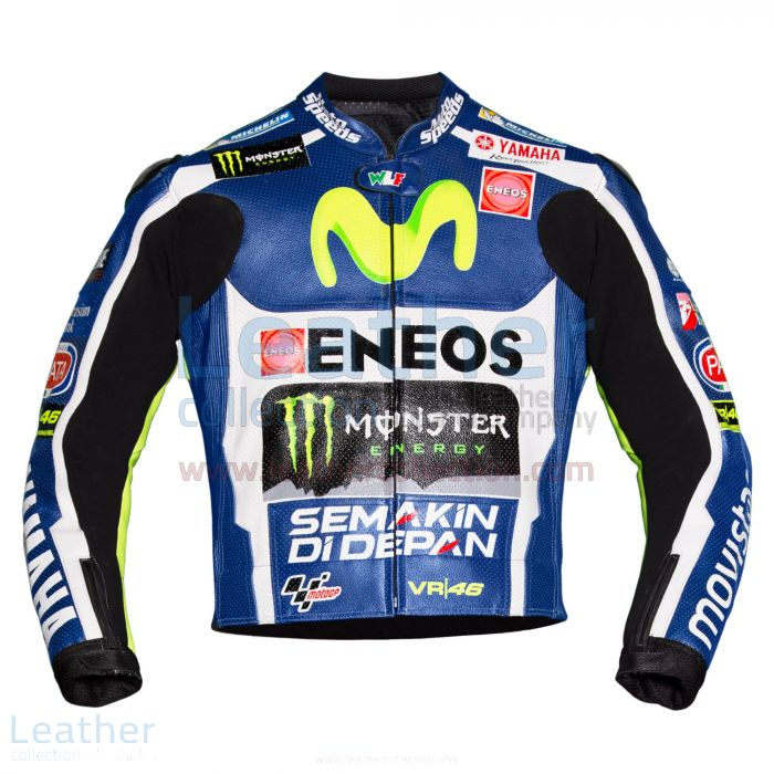 Pick it Online Valentino Rossi Movistar Yamaha 2016 MotoGP Race Jacket