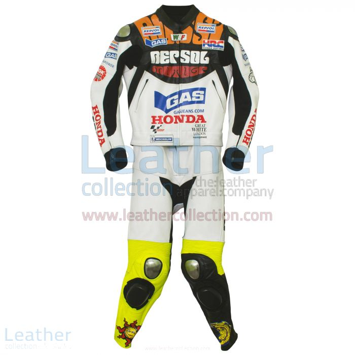 Buy Now Valentino Rossi Motociclismo Repsol Honda MotoGP 2003 Suit for