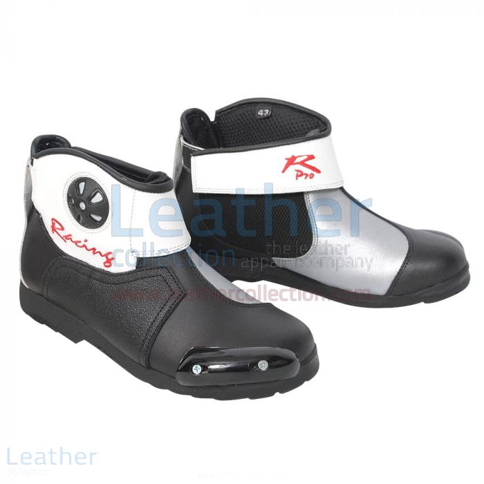 Offering Online Vintage Leather Motorcycle Boots for SEK1,751.20 in Sw