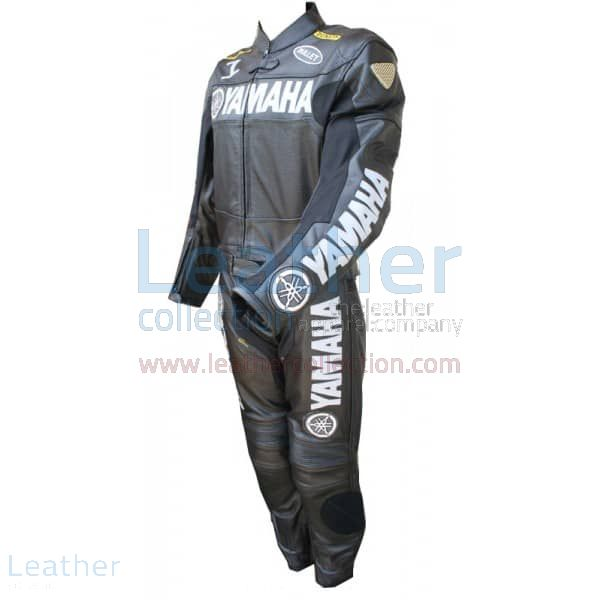 Claim Yamaha Motorbike Leather Suit Black for A$1,147.50 in Australia
