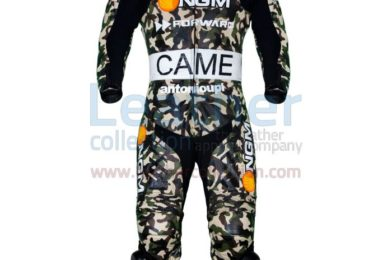 COLIN EDWARDS CAMO MOTOGP 2014 RACE SUIT