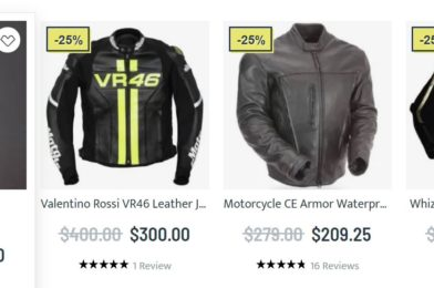 Street Legal Leather Jacket